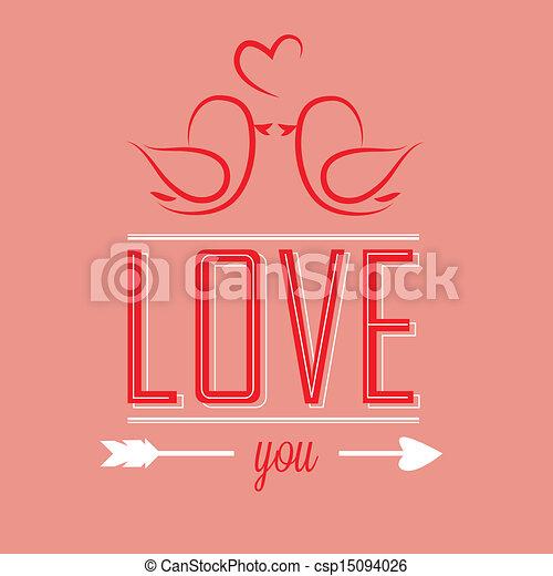 love - csp15094026