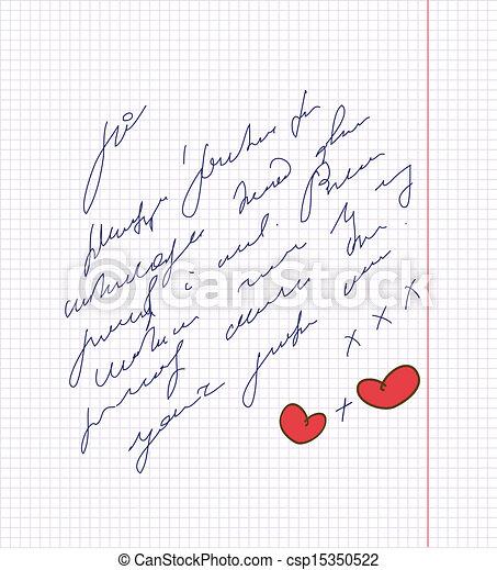 Love - csp15350522