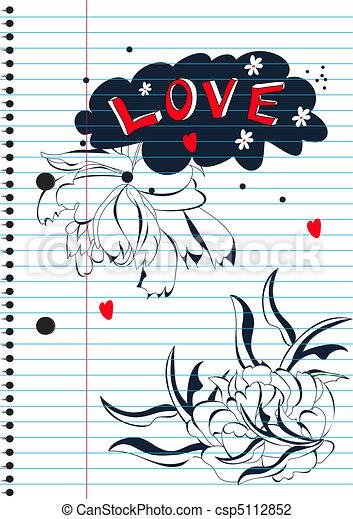 Love - csp5112852