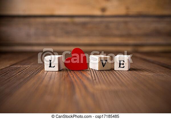 love. - csp17185485