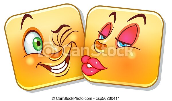 Love Kiss Emoticon Love Kiss Emoji Valentines Day Emoticons