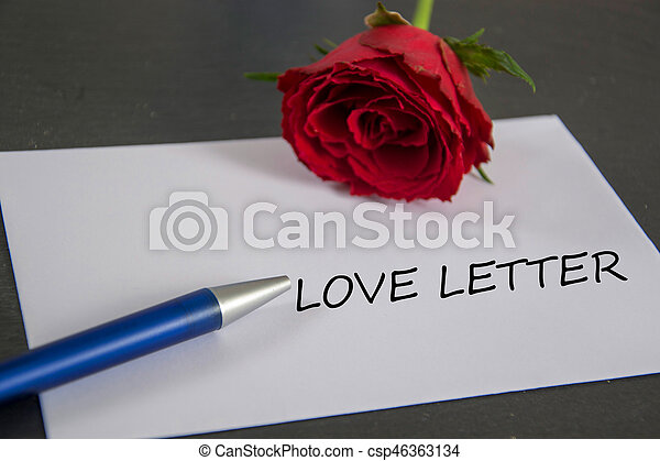 love letter csp46363134