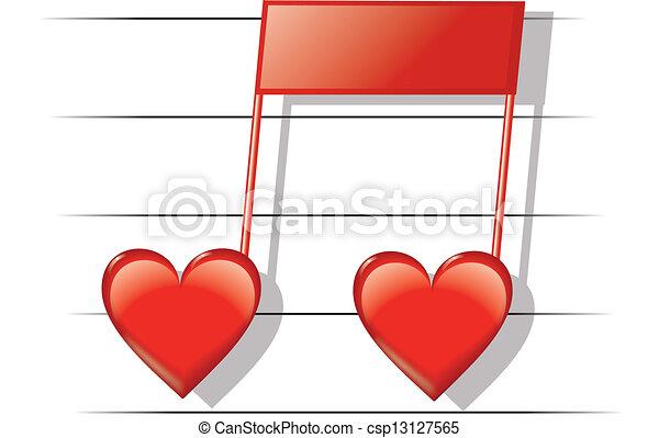 love music - csp13127565