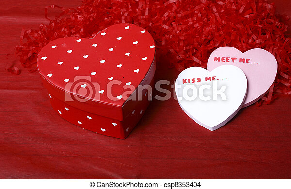 love notes stock photo