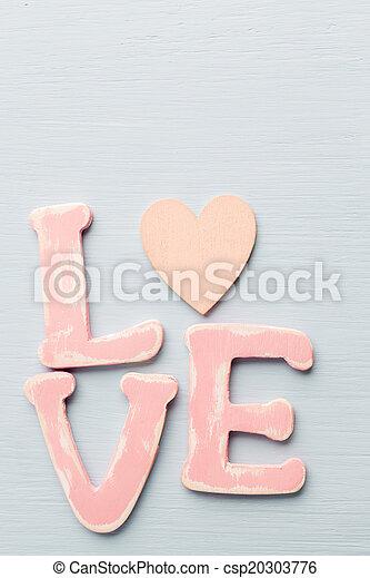 love. - csp20303776