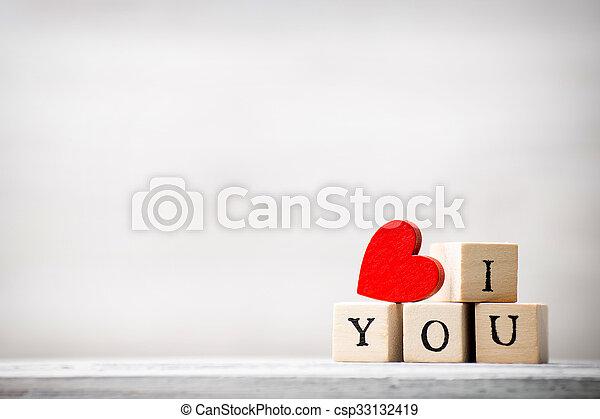 love. - csp33132419
