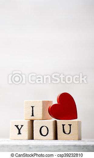 love. - csp39232810