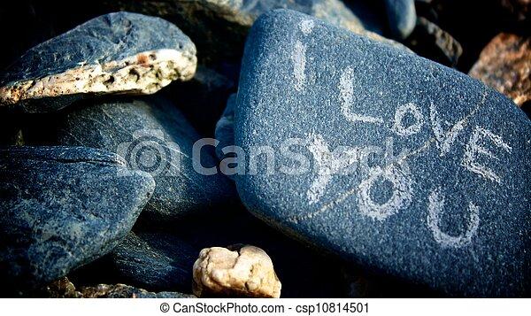 Love Rocks - csp10814501