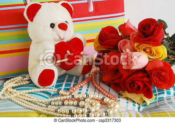 Love Romance Stock Photo