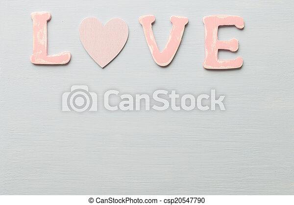 love. - csp20547790