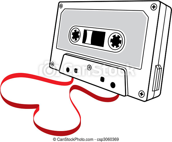 Love songs 2 vector - csp3060369