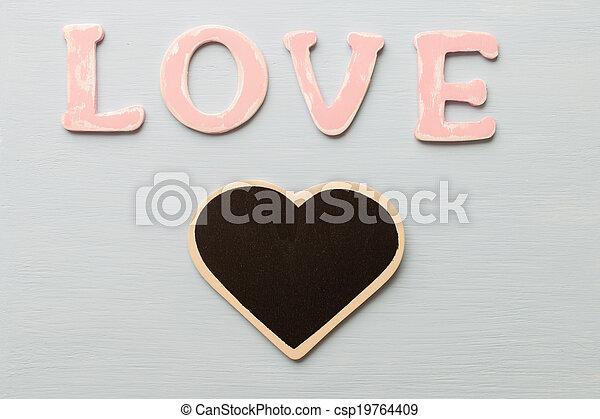 love. - csp19764409