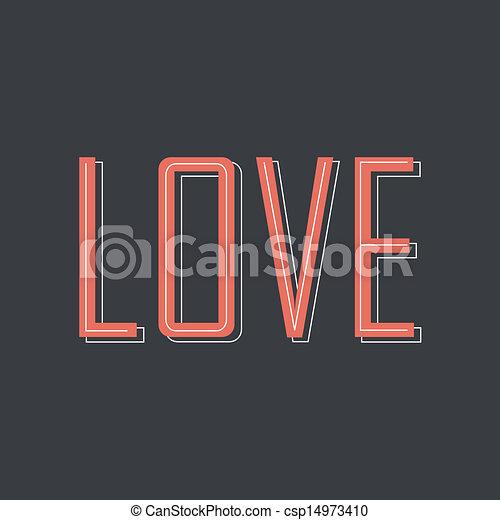love - csp14973410
