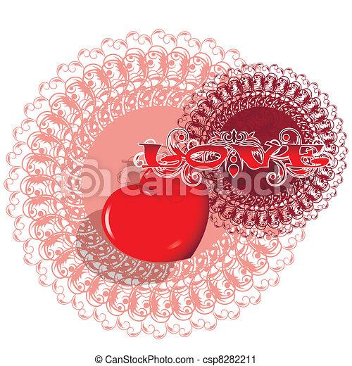 love - csp8282211