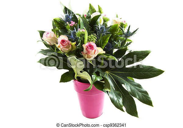 Lovely bouquet - csp9362341