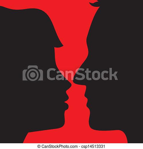 lovers  - csp14513331