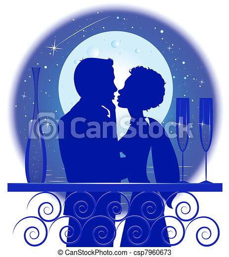 Lovers - csp7960673