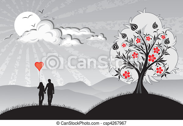 Lovers - csp4267967