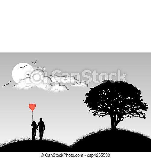 Lovers - csp4255530