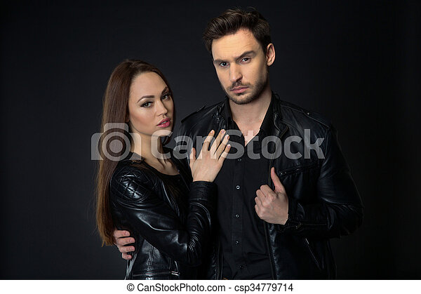 d6a4b12d8 Loving couple standing together
