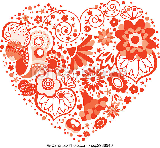 loving heart - csp2938940