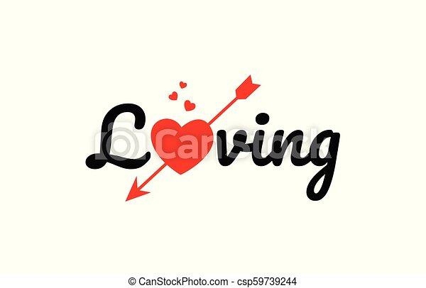 Love Word Clip Art
