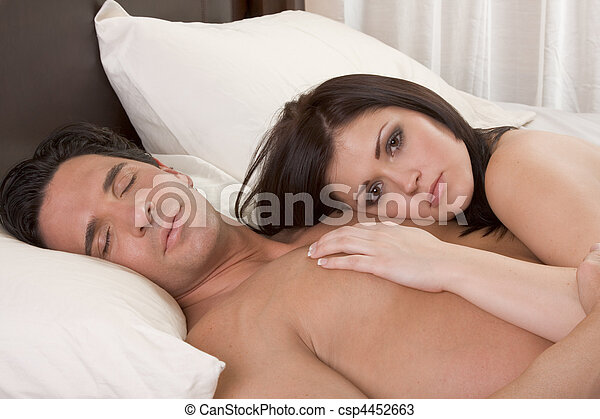 Really. agree couple sleeping naked and erotic