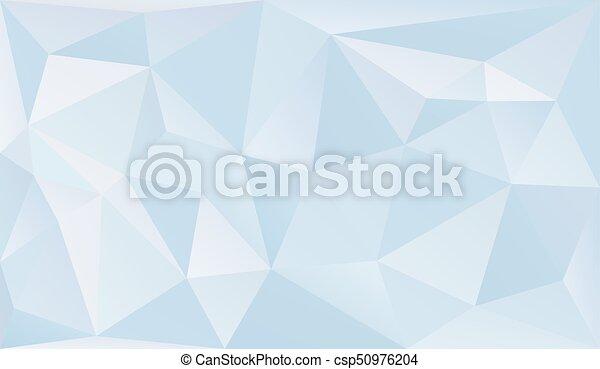 Low Poly Digital Polygonal Background