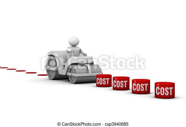 Lowering costs - csp3940685