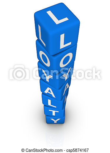 loyality - csp5874167