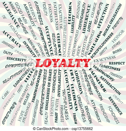concept of loyalty