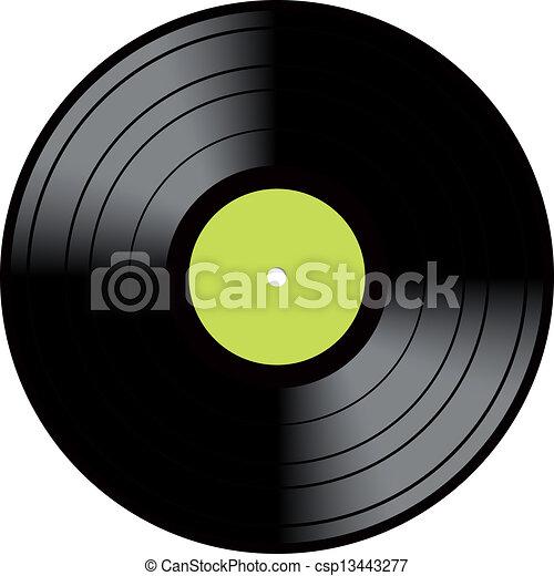 Lp Vinyl Disc Vintage Record - csp13443277