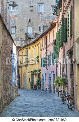 Italien Oktober