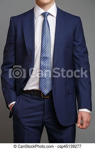 size 40 37ff1 69809 luce blu, uomo, cravatta, smoking