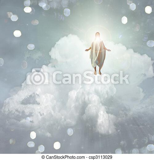 luce, spirituale - csp3113029