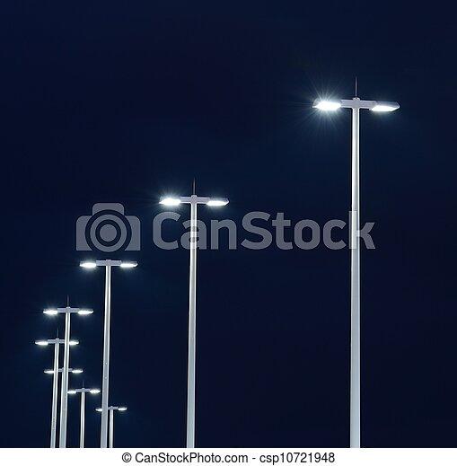 luces, calle - csp10721948