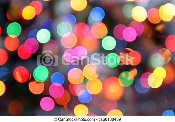 luces, disco - csp0180489