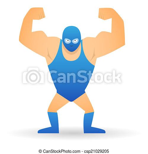 Luchador - csp21029205