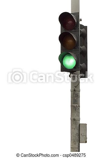 luci, traffico - csp0489275
