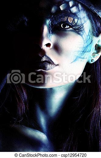 lucifer as a woman