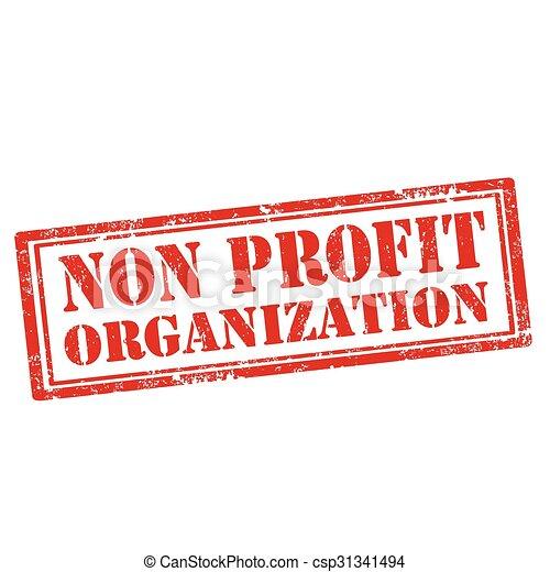 lucro, organização, non - csp31341494