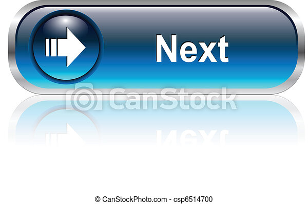 Siguiente icono, botón - csp6514700