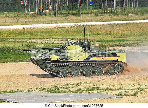 luftburen, bekämpa fordon - csp31037625
