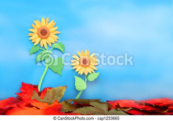 Escena de primavera - csp1233665