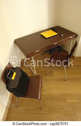 Lugar de trabajo - csp3675751