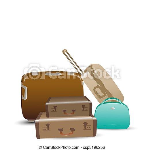 luggage - csp5196256