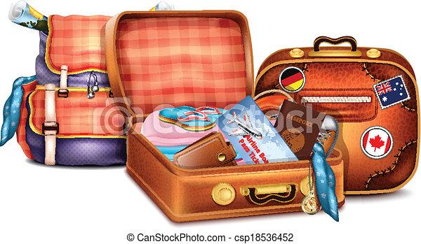 Luggage - csp18536452