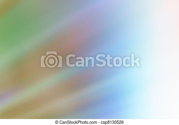 lumière, résumé, rayons - csp8130526