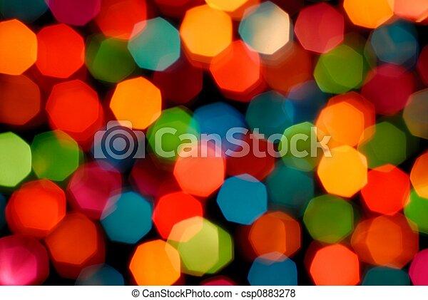lumières - csp0883278