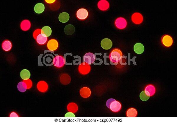 lumières - csp0077492